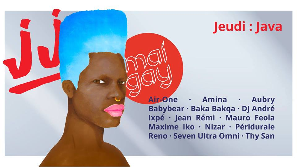 Jeudi java lgbtq paris